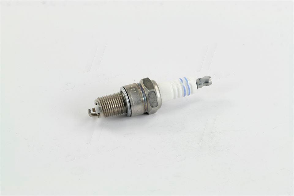 Свічка запалювання BOSCH WR7DСХ ВАЗ 2110, 2111, 2112-10-11-12 Super Plus (Німеччина). 0 242 235 707