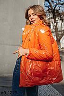 Женская стильная двусторонняя куртка весенняя Разные цвета С, М +большие размеры, фото 1