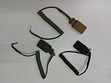 Страхувальний спіральний шнур OS 1 (тренчик) койот