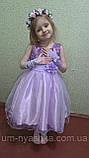 Детские нарядные платья с пайетками, фото 6
