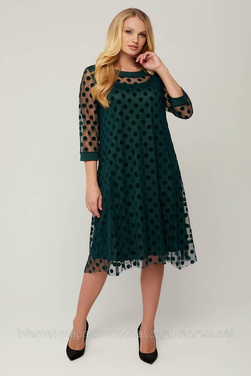 Праздничное платье Камелия р. 52-62