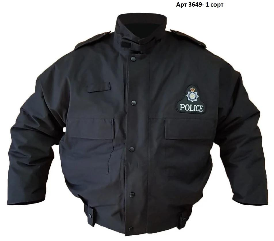 Водонепроницаемая полицейская куртка полиции. Великобритании оригинал 1 сорт