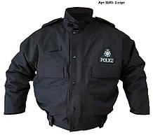 Водонепроникна поліцейська куртка поліції. Великобританії оригінал 1 сорт