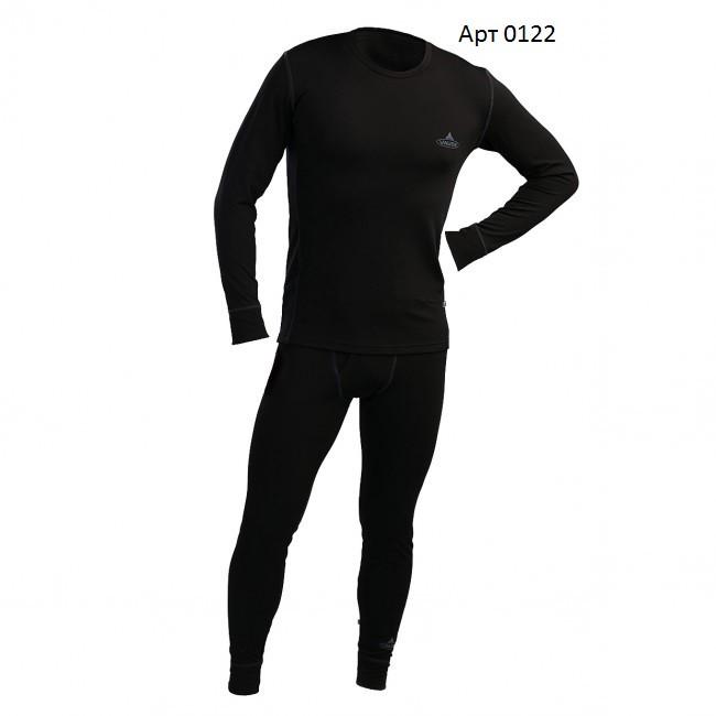 Термобелье мужское  Vaude active underwear for extreme cold black