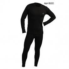 Термобілизна чоловіча Vaude active underwear for extreme cold black