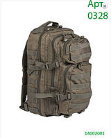 Рюкзак MIL-TEC ASSAULT SMALL 20л   14002001 хаки