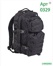 Рюкзак  MIL-TEC ASSAULT SMALL 20л   14002002 черный