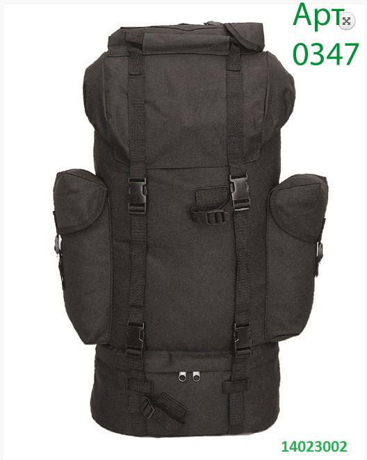 Рюкзак  MIL-TEC GERMAN  LARGE RUCKSACK 65л 14023002 бундес черн