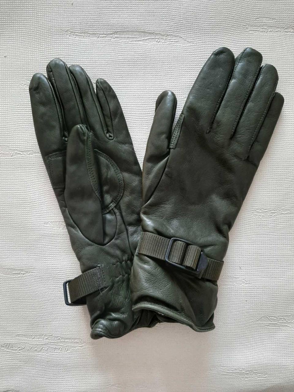 Перчатки Gloves Combat MK II  OLIVE  Британия Высший сорт