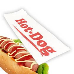 """Пакет бумажный для хот-дога """"Куток"""" - 100шт."""