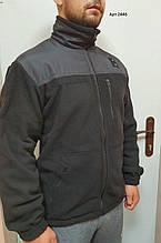 Кофта флісова black Jacket М-300