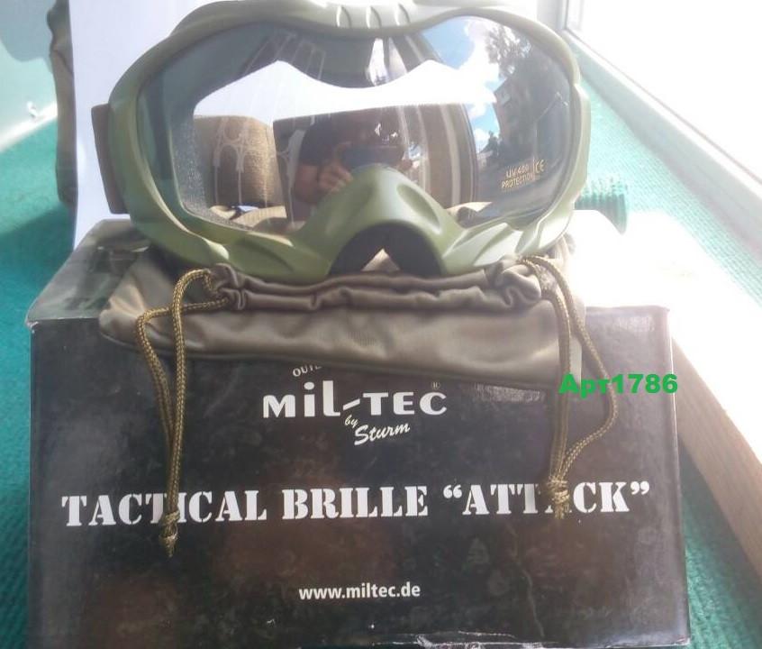 Штурмовая тактическая маска MIL-TEC 15615601