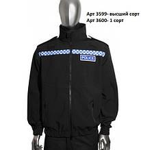 Куртка Soft Shell (софтшел) полиции Великобритании (Metropolitan Police) БУ 1 сорт