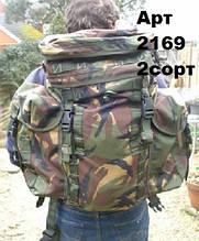 Рюкзак Patrol Pack 30 літровий DPM IRR. Оригінал Британія Б/У 2 сорт