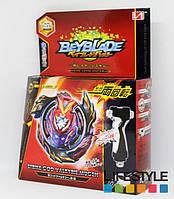 Beyblade с пусковым устройством 5 сезон. Разные виды на выбор Волчок Бейблейд B-96 Strike God Valkyrie! Лучшая цена