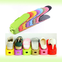Двойные подставки для обуви Double Shoe Racks LY-500, Органайзер для обуви! Лучшая цена