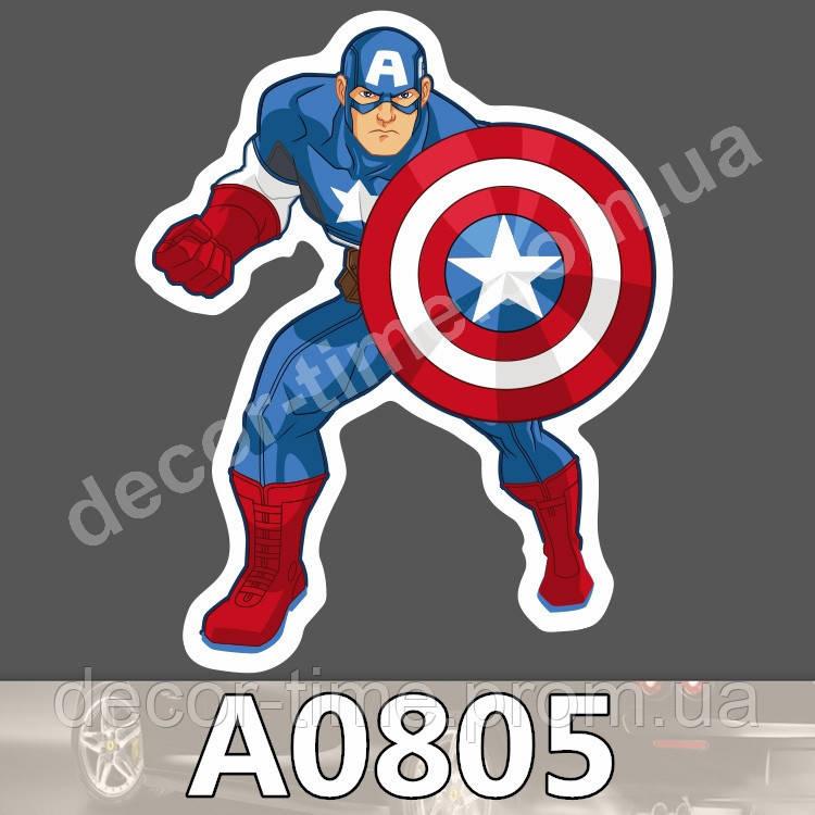 "Стикер: ""A0805"""