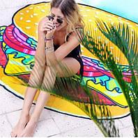 Пляжный коврик 3D | селфи коврик | пляжная подстилка | пляжное покрывало | пляжное полотенце! Хит продаж