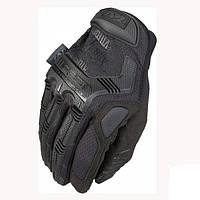 Перчатки Mechanix Wear Mpact Covert Gloves Black, фото 1