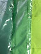 Фартук для мастера маникюра, парикмахера, зеленый, фото 2