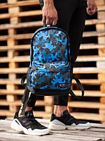 Рюкзак BEZET Blue camouflage'19, фото 1