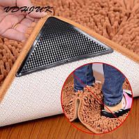 Держатель для ковров на липучках Ruggies | уголки - держатели для ковра! Хит продаж