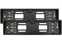Рамка Black 16Led, Камера заднего вида в авто номерной рамке, Камера в номерной рамке с подсветкой! Лучшая цена