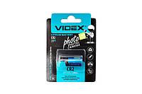 Батарейка VIDEX 3V CR2, CR17355/5046LC