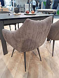 Кресло BONN кофейный Nicolas (бесплатная доставка), фото 3