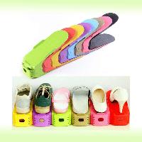 Подставки для обуви Double Shoe Racks LY-500. Пластиковые! Лучшая цена