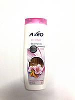 Шампунь восстанавливающий Aveo для поврежденных волос, 300 мл