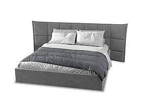 """М'яке ліжко """"Рікардо"""" 160х200 від Шик-Галичина"""