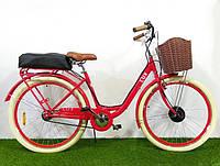 """Электровелосипед Dorozhnik Lux 26"""" 350W 36V"""