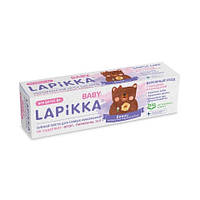 Зубная паста Lapikka Бережный уход с кальцием и календулой, 45 гр (арт.15-01-007)