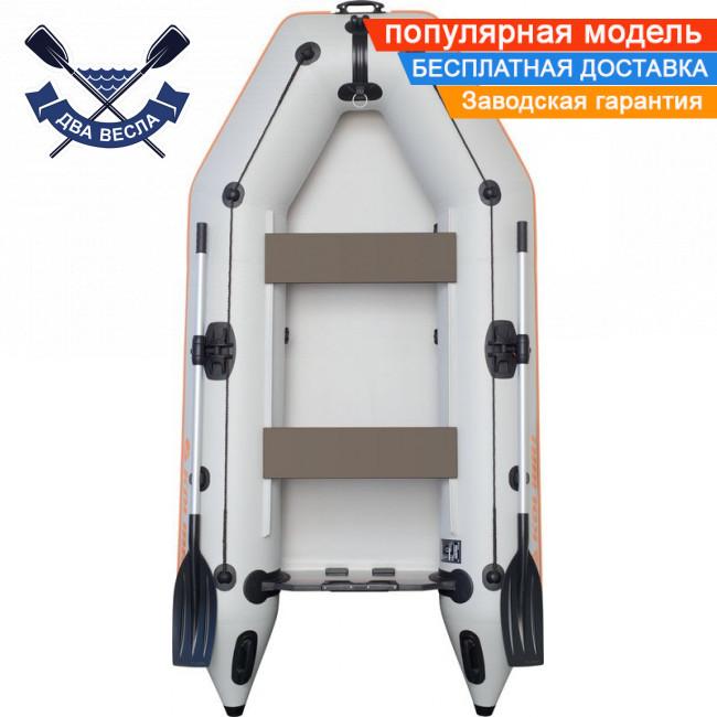 Моторний надувний човен Kolibri КМ-280 двомісна без настилу
