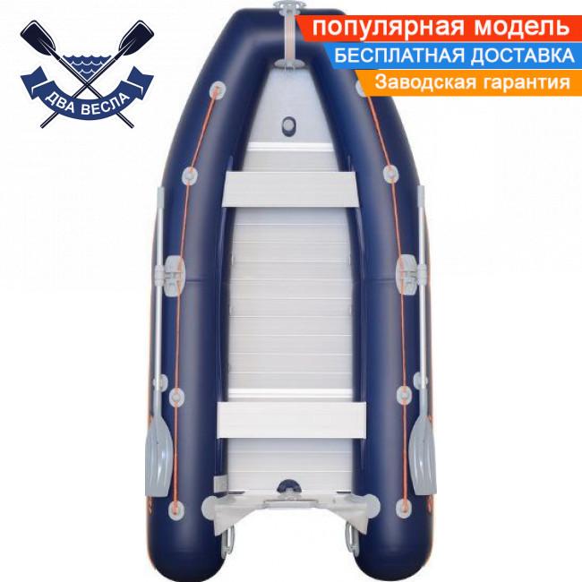 Килевая надувная лодка Kolibri КМ-330DSL с алюминиевым пайолом