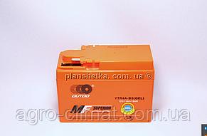 Аккумулятор для скутера гелевый 12В 2,3 А Honda Dio34 табл, фото 3