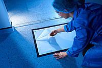 Дезінфікуючий килимок Kleen Sticky Mat 90 x 45 см, 30 аркушів, фото 1