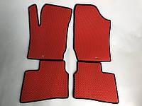 Автомобильные коврики EVA на KIA CERATO 2 CUPE (2008-2012)