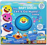 Настольная игра Spin Master Baby Shark с фишками (SM98234/6054959)