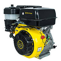 Бензиновый двигатель Кентавр ДВЗ-390Б (13,0 л.с., ручной старт, шпонка Ø25.4мм, L=72,2мм)+ доставка