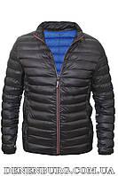 Куртка мужская демисезонная SAIMAREN 20-K1028 чёрная
