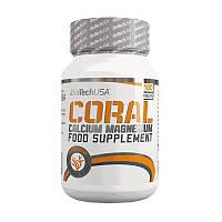 Coral Calcium Magnesium (100 tabs)