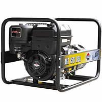 Однофазный бензиновый генератор AGT 7501 BSB SE (6,4 кВт)