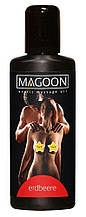 Масажне масло Magoon Erdbeere , 50 мл. Orion Німеччина