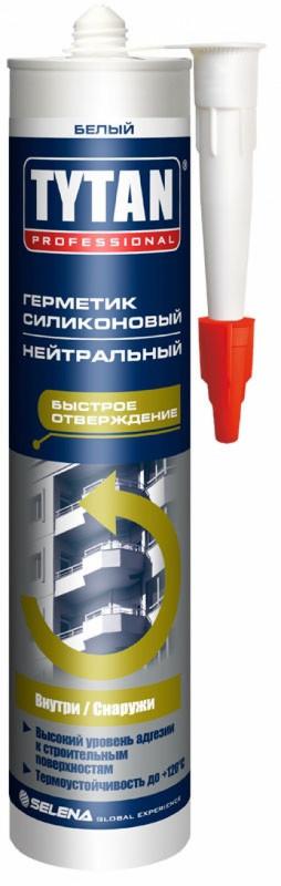 Tytan Герметик силиконовый нейтральный, 310 мл
