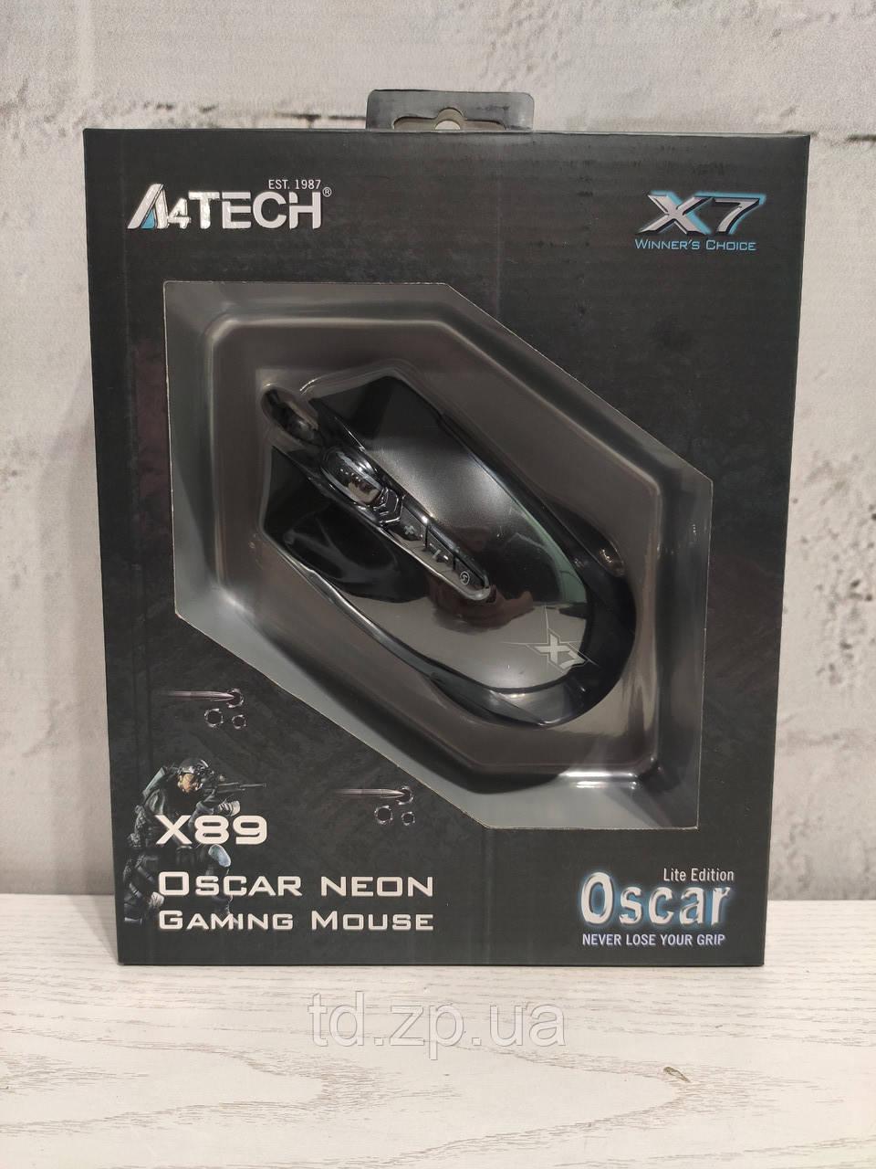 Мышь A4Tech X89