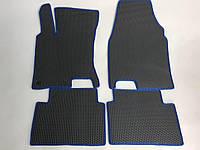 Автомобильные коврики EVA на NISSAN QASHQAI (2006-2013)