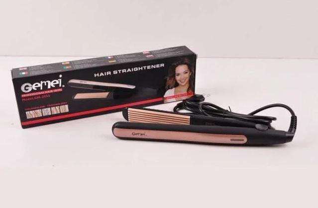 Гофре утюжок для волос Gemei GM 2955