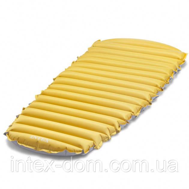 Надувной матрас Intex 68708 (76х183х10 см)